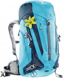 Deuter ACT Trail 28 SL Damen Wanderrucksack blau