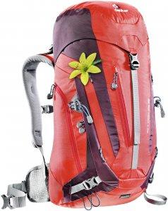 Deuter ACT Trail 28 SL Damen Wanderrucksack orange