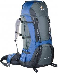 Deuter Trek 65+10 Trekkingrucksack blau