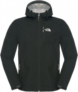 The North Face M Durango Hoodie Softshell-Jacke Herren schwarz