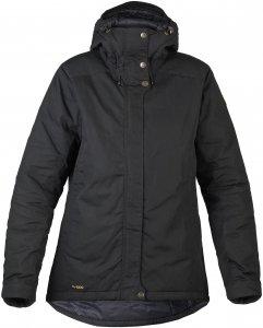 Fjällräven Skogsö Padded Jacket W Winterjacke Damen schwarz