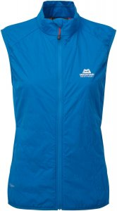 Mountain Equipment Switch Vest Women Weste Damen blau S, Gr. S
