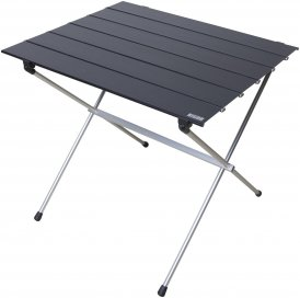 NIGOR® Table S Campingtisch black/alu