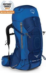 Osprey Aether AG 70 LG Trekkingrucksack blau,neptune blue
