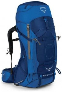Osprey Aether AG 70 LG Trekkingrucksack blau