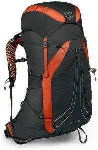 Osprey Exos 48 LG Trekkingrucksack schwarz