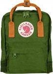 Fjällräven Kanken Mini Kinderrucksack grün