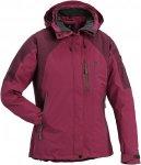 Pinewood Isaberg Ladies Jacket Outdoorjacke Damen dunkelrot M, Gr. M