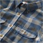 Fjällräven Skog Shirt Hemd Herren blau