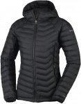 Columbia Powder Lite Hooded Jacket Women Primaloftjacke Damen schwarz
