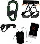 Mammut Ophir 4 Slide Climbing Package Klettergurt-Set bunt,neutral XS-M, Gr. XS-
