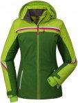 Schöffel Axams1 Skijacke Damen grün 44, Gr. 44