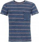 Chillaz Street Logo T-Shirt men Herren dunkelblau