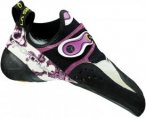 La Sportiva Solution Women Kletterschuh Damen weiß / pink,white/pink