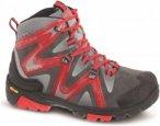 Boreal Aspen Trekkingschuh grau,grau-rot