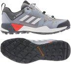 Adidas Terrex Skychaser XT GTX Herren Trailrunnungschuh grau 42 2/3, Gr. 42 2/3