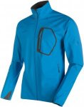 Mammut Ultimate Light Jacket Men Soft Shell Jacke Herren blau