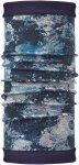 Buff Polar Reversible Buff Multifunktionstuch blau,winter garden blue