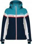 dare2b Premiss Jacket Skijacke Damen blau