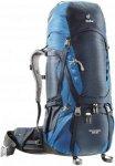 Deuter Aircontact 65+10 Trekkingrucksack blau