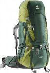 Deuter Aircontact 65+10 Trekkingrucksack grün