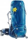 Deuter Aircontact Pro 55+15 SL Damen Trekkingrucksack blau