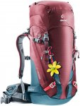 Deuter Guide 30+ SL Damen Alpinrucksack rot