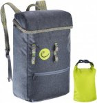 Edelrid City Spotter 20 Upcycling-Rucksack grau