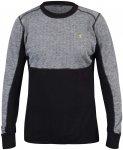Fjällräven Bergtagen Woolmesh Sweater Pullover Herren grau M, Gr. M
