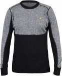 Fjällräven Bergtagen Woolmesh Sweater Pullover Herren grau S, Gr. S