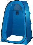High Peak Rimini Pop-Up Duschzelt blau,blau/schwarz