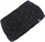 Icebreaker Schuss Headband Mütze dunkelgrau