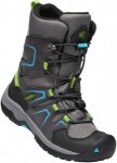 Keen Levo Winter WP Kinder Winterstiefel grau 32-33, Gr. 32-33
