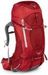 Osprey Ariel AG 55 WM Trekkingrucksack rot,picante red
