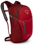 Osprey Daylite Plus Tagesrucksack rot,real red