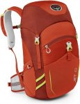 Osprey Jet 18 Kinderrucksack rot,strawberry red