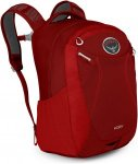 Osprey Koby 20 Kinderrucksack rot,racing red