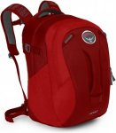 Osprey Pogo 24 Kinderrucksack rot,racing red