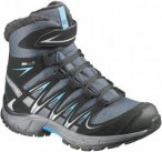 Salomon XA Pro 3D Winter TS CSWP Kinderschuhe dunkelblau,grey denim/black/methyl