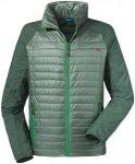 Schöffel Baker City Jacket Outdoorjacke Herren grün 54, Gr. 54