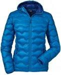 Schöffel Kashgar Down Jacket Damen blau 40, Gr. 40
