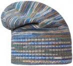 Stöhr Lora Wintermütze blau-braun