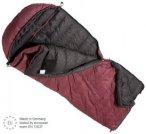 Yeti Sunrizer 400 Blanket XL Daunenschlafsack zinfandel/black