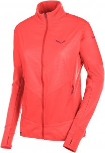 Salewa Pedroc PTC Alpha W Jacket Fleece Damen rot