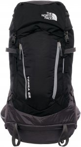 The North Face Terra 65 Trekkingrucksack schwarz