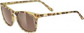 Uvex lgl 28 Sonnenbrille braun