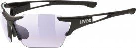 Uvex sportstyle 803 race vm Sportbrille schwarz