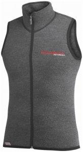 Woolpower Vest 400 Weste Herren grau,grey