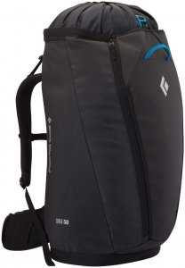 Black Diamond Creek 50 - Kletter-Rucksack black S/M