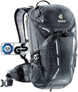 Deuter Attack 20 - Rückenprotektor black